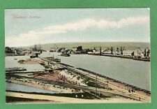 Newhaven Harbour pc used 1905 Ettinger Ref L666