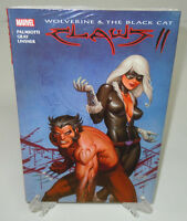 Wolverine & The Black Cat: Claws II 2 Marvel Comics HC Hard Cover New Sealed