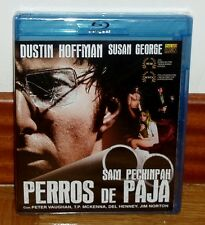 PERROS DE PAJA-STRAW DOGS-BLU-RAY-NUEVO-NEW-**(SIN ABRIR)**-R2-SAM PECKINPAH