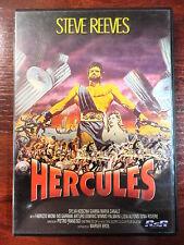 DVD Hercules,Steve Reeves