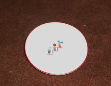 AMERICAN GIRL MOLLY'S PLATE FROM CHINA TEA SET RETIRED PLEASANT COMPANY EMILY