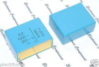 1pcs - WIMA FKP1 0.2uF (0,2µF 200nF) 1000V 5% pitch:37.5mm Capacitor
