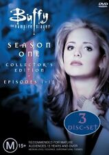 BUFFY THE VAMPIRE SLAYER Season One Collectors Ed Ep 1-12 DVD 3 disc - Free Post