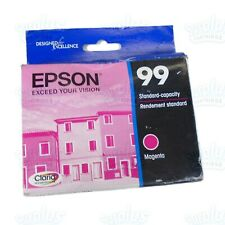 New Genuine Epson 99 Magenta Artisan 837 835 800 730 725 710 (Retail Box)