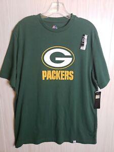 NEW WITH TAGS Men's Green Bay Packers Flex Logo Shirt  Tee XL T SHIRT SHIPS FREE