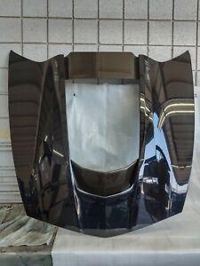 2019 Chevrolet Corvette ZR1 OEM Carbon Fiber Hood