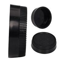 Black Lens Rear Cap for Nikon Nikkor SLR DSLR Lens AF AF-S AI F Mount CAP Z1H4