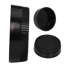Black Lens Rear Cap for Nikon Nikkor SLR DSLR Lens AF AF-S AI F Mount CAP N H4T8