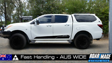 2012 - 2019 MAZDA BT50 decals door stripes kit stickers decal sticker 4WD 4x4