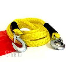 ATV//Quad 5 m câble de remorquage 2 Sécurité Crochet Résistance limite plastique 2,5 To