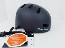 Retrospec CM-1 Bicycle/Skateboard Commuter Helmet for Adults Size Large Black