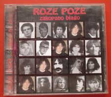 CD Roze Poze Zakopano Blago  Power Pop, Classic Rock Serbia