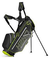 Sun Mountain Standbag H2NO 14-Way Pro - Farbe: Black/ Flash Green/ White, Neu!