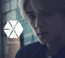 USED LOVE ME RIGHT ROMANTIC UNIVERSE - SEHUN VER.(+PHOTO BOOKLET)(ltd.) CD