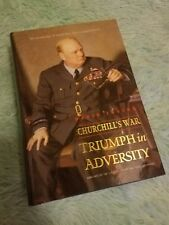 NEW CHURCHILL'S WAR VOLUME II TRIUMPH IN ADVERSITY  David Irving  Hardcover