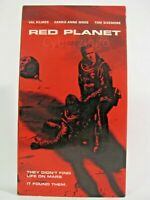 Red Planet Val Kilmer Carrie Anne Moss Tom Sizemore VHS Tape