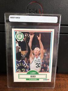 1990-91 Fleer Larry Bird Basketball Card #8 NM-Mint FREE SHIPPING