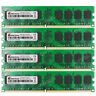 16GB 4x4GB PC2-6400 DDR2 800Mhz Non-ECC Unbuffered AMD Chipset Desktop Memory