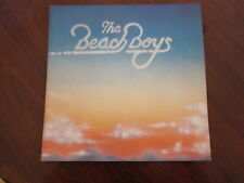 BEACH BOYS Concert program 1977 Brian Wilson