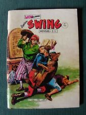CAPT'AIN SWING N° 193 - mensuel - Juillet 1982 - éditions MON JOURNAL