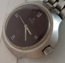 DeVille, Calibre 1481, 17 jewels, Omega Automatic Watch, Asymmetrical, Exquisite