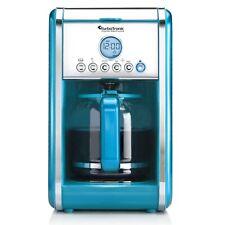 TurboTronic Programmable 12 cup Coffe Machine Maker 1.8L Glass Jug Timer 900W