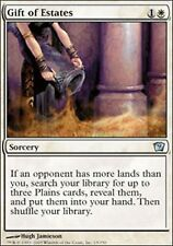 *MRM* FR FOIL Don de domaines (Gift of Estates) MTG 8-9th edition