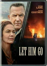 Let Him Go (Dvd, 2020) New* Drama, Thriller*Kevin Costner* Free Shipping!