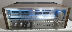 PIONEER SX-1980 THE MONSTER WORKS PERFECT SERVICED FULLY RECAPPED + LED UPGRADE