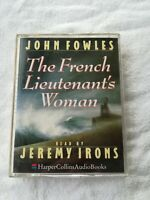 John Fowles-The French Lieutenants Woman cassette audiobook 3 hours abridged 2 t