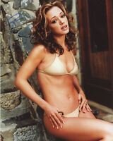 "~~ LEAH REMINI Authentic Hand-Signed SEXY ""KING OF QUEENS"" 8x10 Photo F~~"