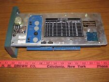 Research Inc 640U Process Controller