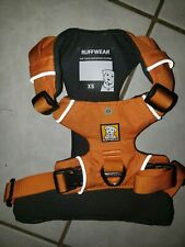 Ruffwear Front Range Dog Harness XS Small Orange Poppy New No Tags 17-22 in