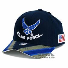 2f3fecc20 Strapback Air Force 100% Cotton Hats for Men for sale   eBay