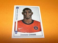 373 ZOUMANA CAMARA PARIS SAINT-GERMAIN PSG PANINI FOOT 2011 FOOTBALL 2010-2011