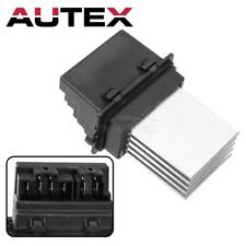 Heater Fan Blower Motor Resistor w/ Climate Control For 01-05 Town & Country