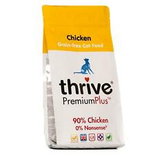 Thrive Premium Plus Chicken Dry Adult Cat Food Bag, Natural & Grain-Free - 1.5kg