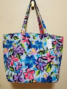 Vera Bradley GRAND TOTE 2.0 XL carryall travel tote baby bag in Marian Floral