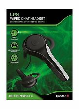 Gioteck LPX Wired Chat Headset Xbox One V615