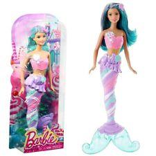 Meerjungfrau Bonbon-Prinzessin | Mattel DHM46 | Fairytale | Barbie Puppe
