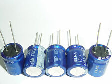 10pcs 4700uF 16V Japan ELNA RE3 16x20mm 16V4700uF Audio Capacitor