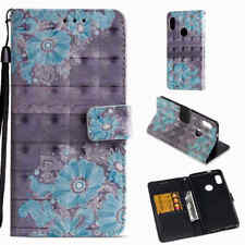 For Xiaomi Redmi Note 4 4X 5 Pro Wallet Card Holder Skin Flip Leather Case Cover