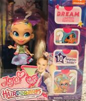 Hairdorables JoJo Siwa Limited Edition D.R.E.A.M. Doll Style A 10 Surprises NEW!