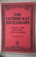 THE CATHODE RAY OSCILLOSCOPE THEORY AND PRACTICAL APPLICATIONS SICURANZA 1938