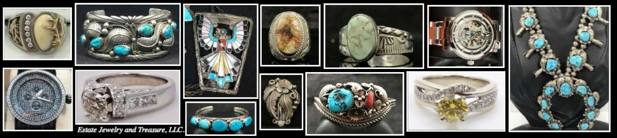 Estate Jewelry and Treasure