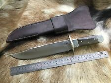Old Whisky Wijsniewski Handmade Bowie Knife Knives Messer