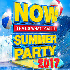 Now That's What I Call a Summer Party 2017  - New 3CD Album