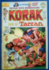 KORAK SON OF TARZAN #46  NM- 1st D.C. Issue