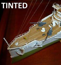 1/350 Varyag TINTED Deck for Zvezda by Scaledecks.com