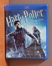 Harry Potter & Half-Blood Prince   Blu-ray   LIKE NEW